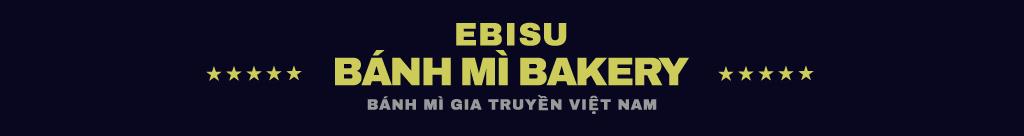 EBISU BANH MI BAKERY